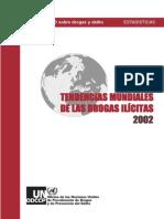 Tendencias Mundiales de Las Drogas Ilicitas