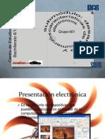 Elementos de Una Presentacion2