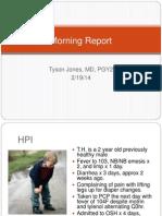 Reactive Arthritis 02.19.2014