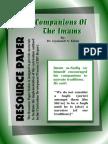 Companions Imams