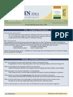 The MAIN IDEA -- Rethinking Teacher Supervision and Evaluation -- 2-10