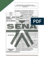 Tecnologo Contabilidad y Finanzas v.100