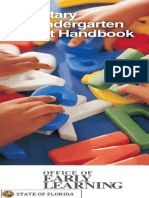 VPK Parent Handbook 2014-2015
