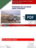 2.2. Manejo Integrado de Las Zonas Marino - Costeras - MINAM