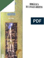 Hidráulica de Canales - Chow