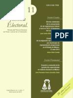Justicia Electoral 11