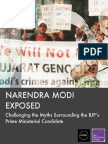 Modi Exposed 2014 Report Awaaz