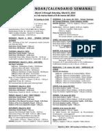 MSLRP 03-02-2014 Spanish Bulletin