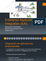 Enterprise Application Integration (EAI)