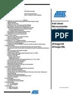 ATmega128 Application Notes