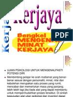 Bengkel Minat Kerjaya -Riasec