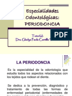 PERIODONCIA 2SEM