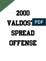 2000 VSU Offense