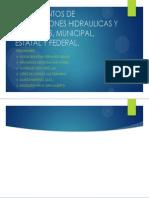 Reglamentos de Instalaciones Hidraulicas y Sanitarias, Municipal