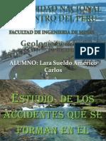 ACCIÓN GEOLÓGICA DE LOS RÍOS v