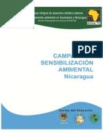 Campana de Sensibilizacion Ambiental_Nicaragua