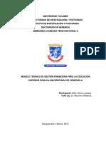 Capitulo I Tesis Doctoral II