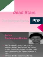 Phil.lit. - Dead Stars - Paz Marquez Benitez