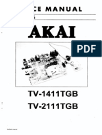 Akai Tv2111