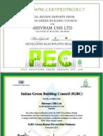 IGBC Green Homes Ver 2 Precertification Preliminary Review- Shivram CHS Ltd, Mumbai