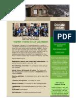 Jamestown Newsletter 7, February 28