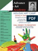 lesson plan for basic art class