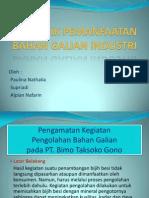 Presentasi TPBGI