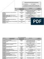 internship planning worksheet final