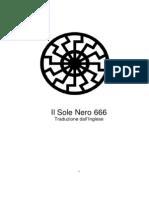[eBook Italiano] 666 Sole Nero / Black sun 666