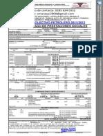 Cálculo Prestaciones-Petroleras