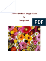 Flower Business Supply Chain in Bangladesh