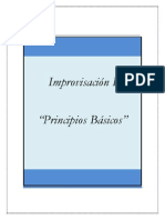 The art of improvisation Traducido (Español)