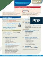 Nitrogen 2014 Programme 25 Oct