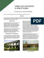 Overfilled Arch Bridge