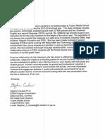 mentor teacher recommendation letter