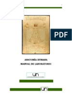 Manual de Laboratorio Anatomia Humana