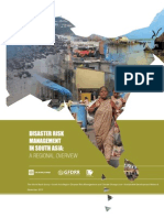 Disaster Risk Management in South Asia a Regional Overview 2013