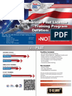 Courses Packages of California Flight Center