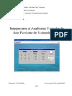 Interpretarea Si Analiza Fisierelor de Date Rinex. Doua Statii GNSS Si Programul JAVAD