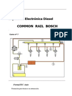 COMMON RAIL  Bosch 1º generación. INTERESANTE 99 PAG