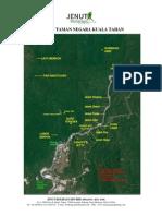 2. Map of Kuala Tahan
