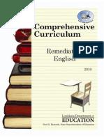 Re Mediation Curriculum