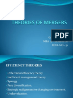 theories of mergers.pptx