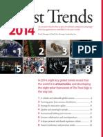 Trust Trends 2014 David Horsager Reid Velo