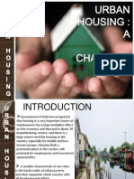 Urban Housing Presentation