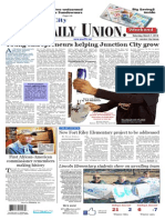 The Daily Union. March 01, 2014
