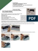 manual de recarga de cartuchos Sharp 2