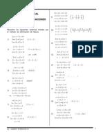 Problem a Rio de Algebra Lineal
