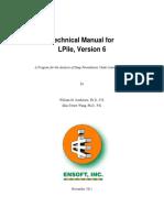 LP2012 Technical Manual