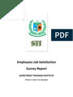 Job Survey Sayem